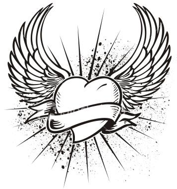 istockphoto_6107883-winged-heart-tattoo-design
